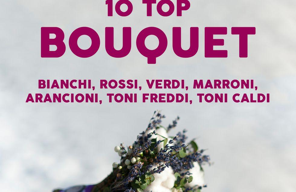Bouquet da sposa: idee originali per l'autunno inverno