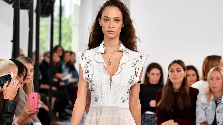 Chloé reinventa la feminidad en la Paris Fashion Week