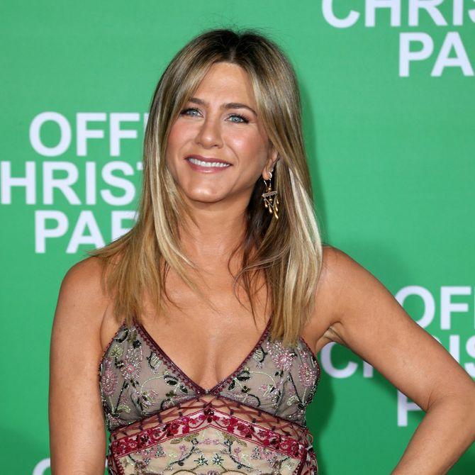 Dislessici famosi - Jennifer Aniston