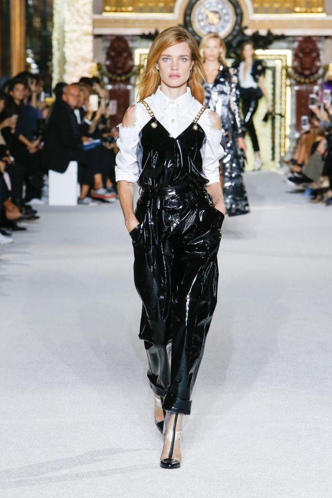 Balmain en la Paris Fashion Week Spring/Summer 2018