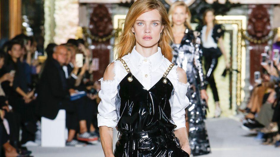 Balmain pone el acento ochentero a la Paris Fashion Week