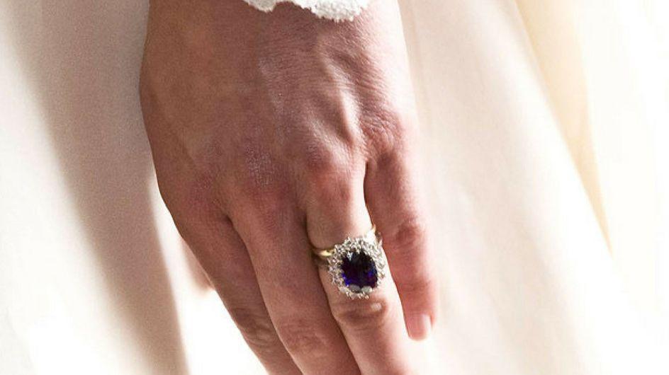 Gli anelli di fidanzamento delle star: diamanti da fare girare la testa!