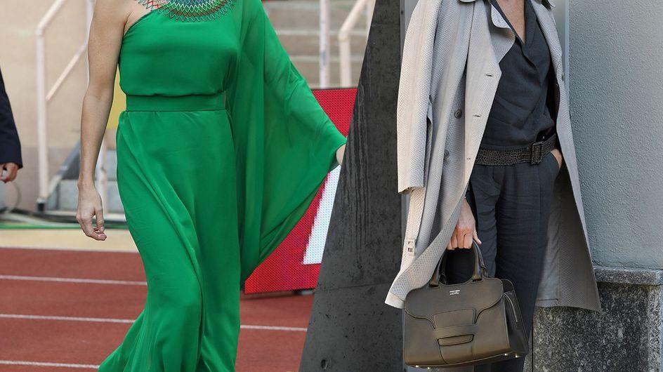 Les plus beaux looks de la princesse Charlène de Monaco