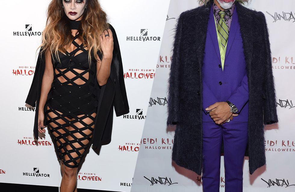 Quelle star a le plus beau costume d'Halloween ?