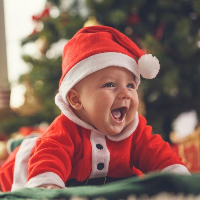 Regali di Natale per i neonati