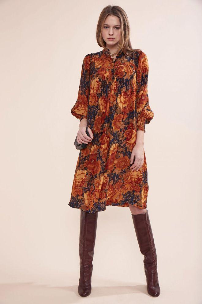 b1daf86d6db Robe Hiver   Shopping des robes de l automne-hiver   Album photo ...