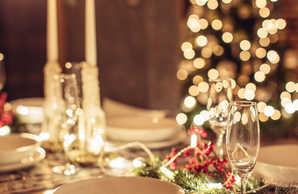 Tavola di Natale: tante idee per apparecchiare la tua tavola