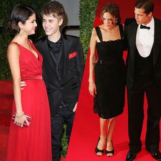 Zoom sur les couples de stars qui ont rompu