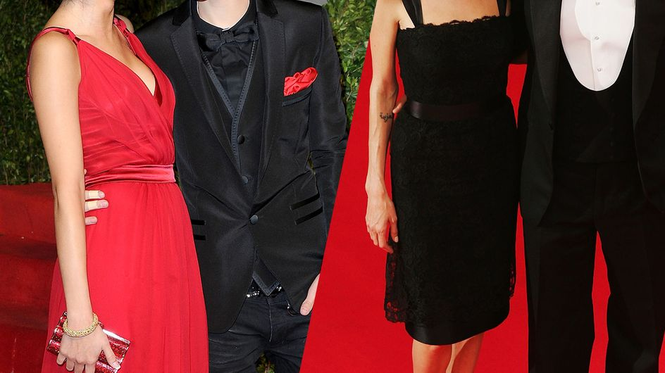 Celebrity couples that have broken up