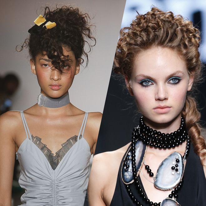 Cheveux bouclés : coupe de cheveux pour cheveux bouclés