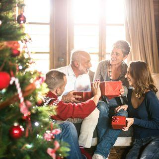 Regali di Natale per genitori