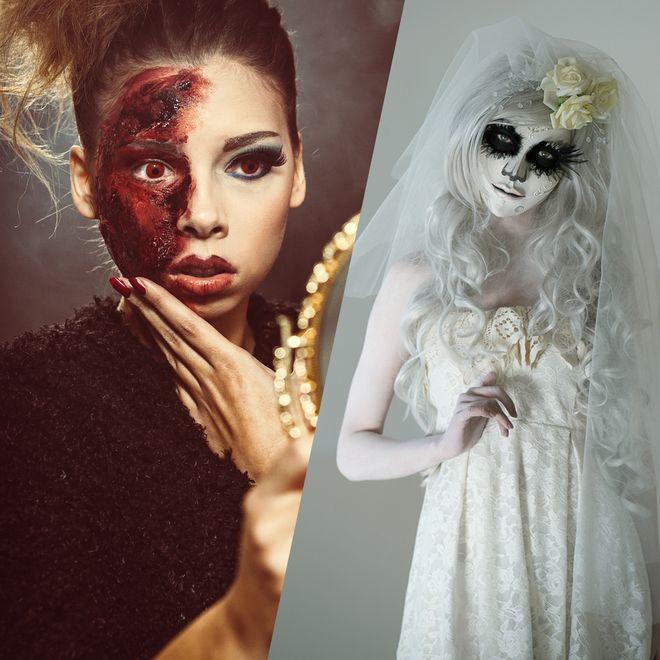 Halloween  les meilleures idées de look pour femme  Album