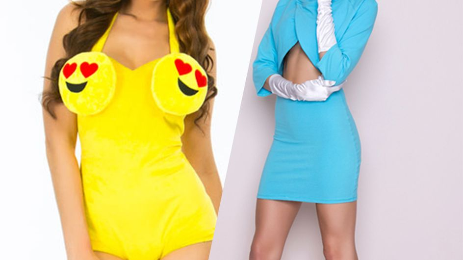 Les pires costumes sexistes d'Halloween