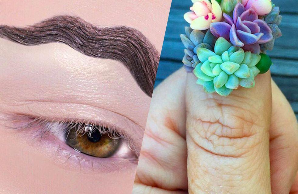 WTF : 40 tendances beauté vraiment bizarres