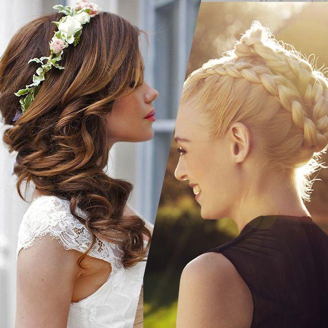 Coiffures De Mariage Idées Belles Coiffures De Mariée