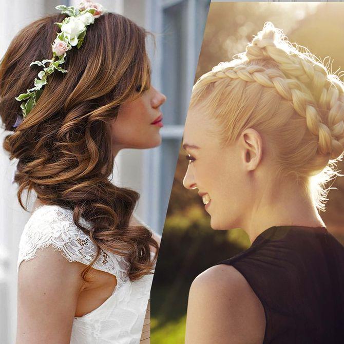 Je me marie et je veux une coiffure réussie !