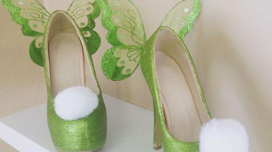 Scarpe ispirate alle principesse Disney: i décolleté più belli!