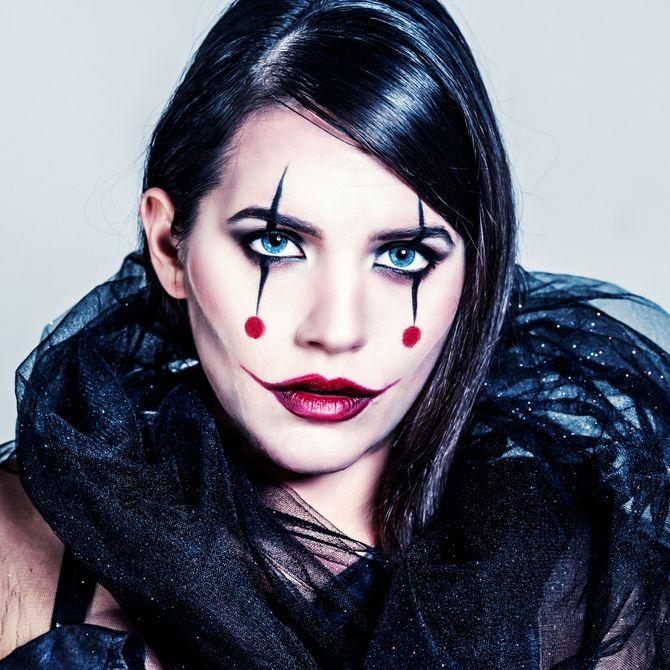 Trucco occhi Halloween: 70+ idee per il tuo sguardo magnetico!