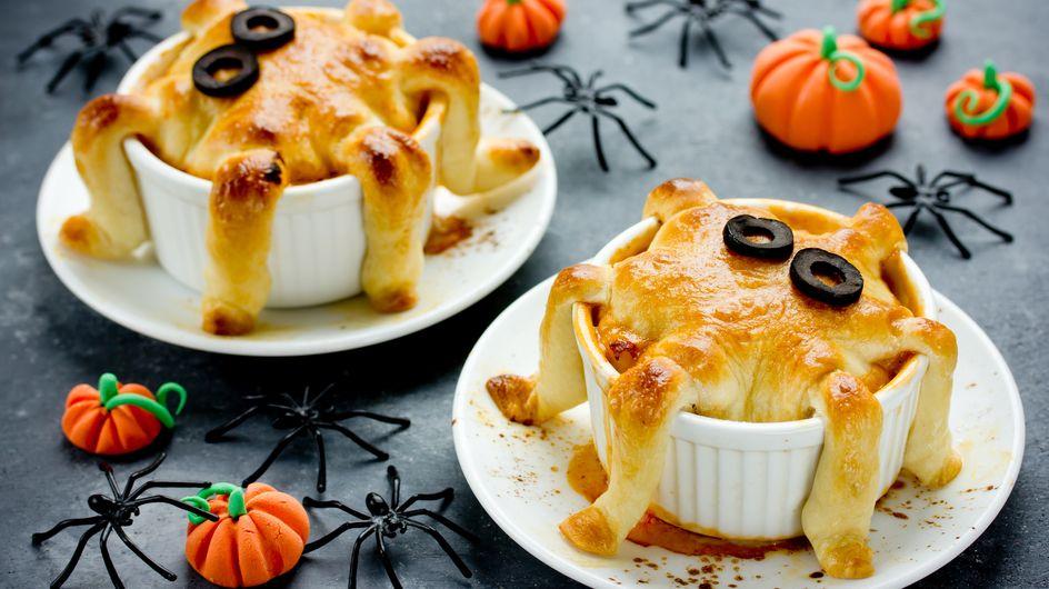 Halloween, 32 idées pour flipper rien qu'en regardant son assiette