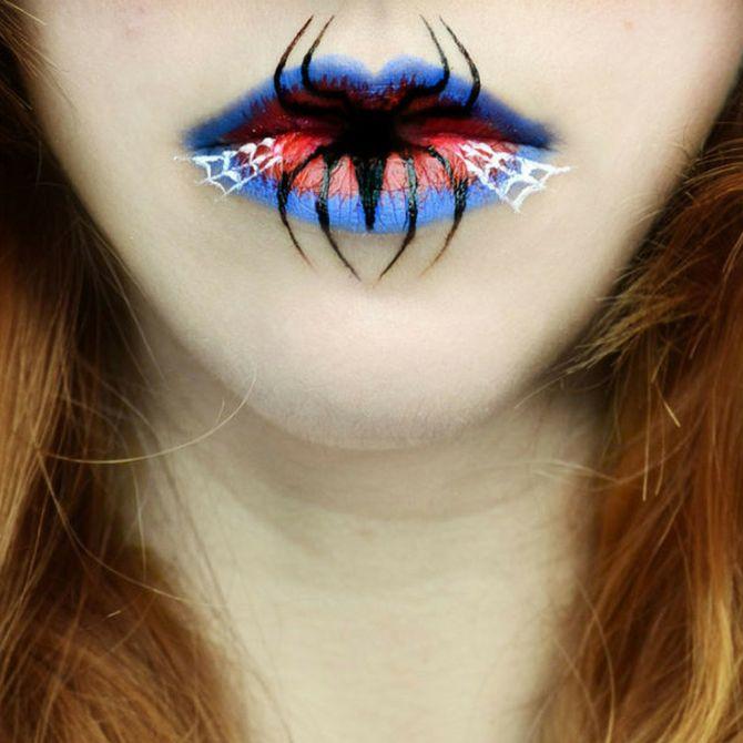Trucco labbra Halloween