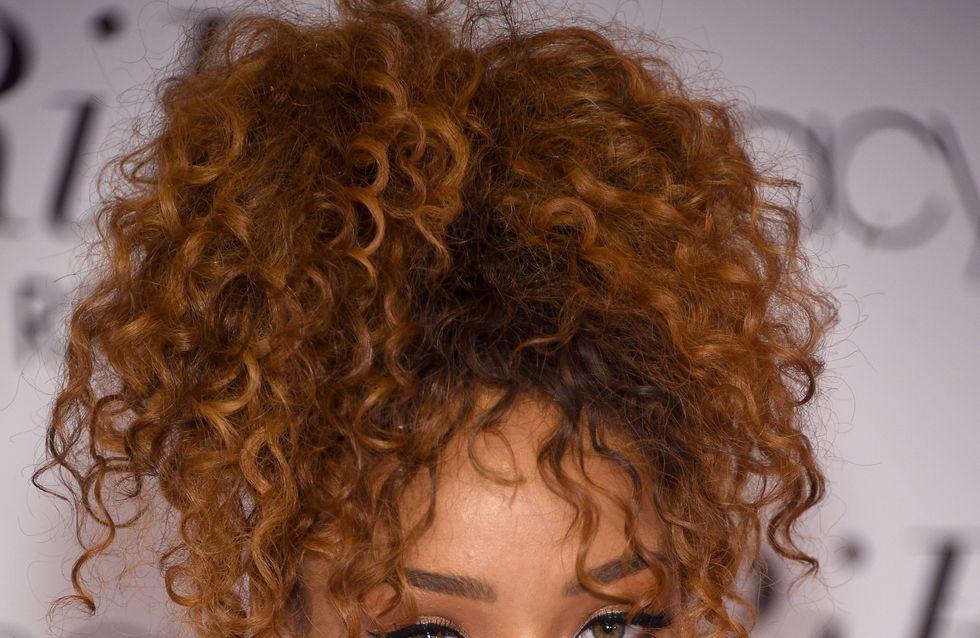 Celebrity hairstyles: Rihanna's hair history