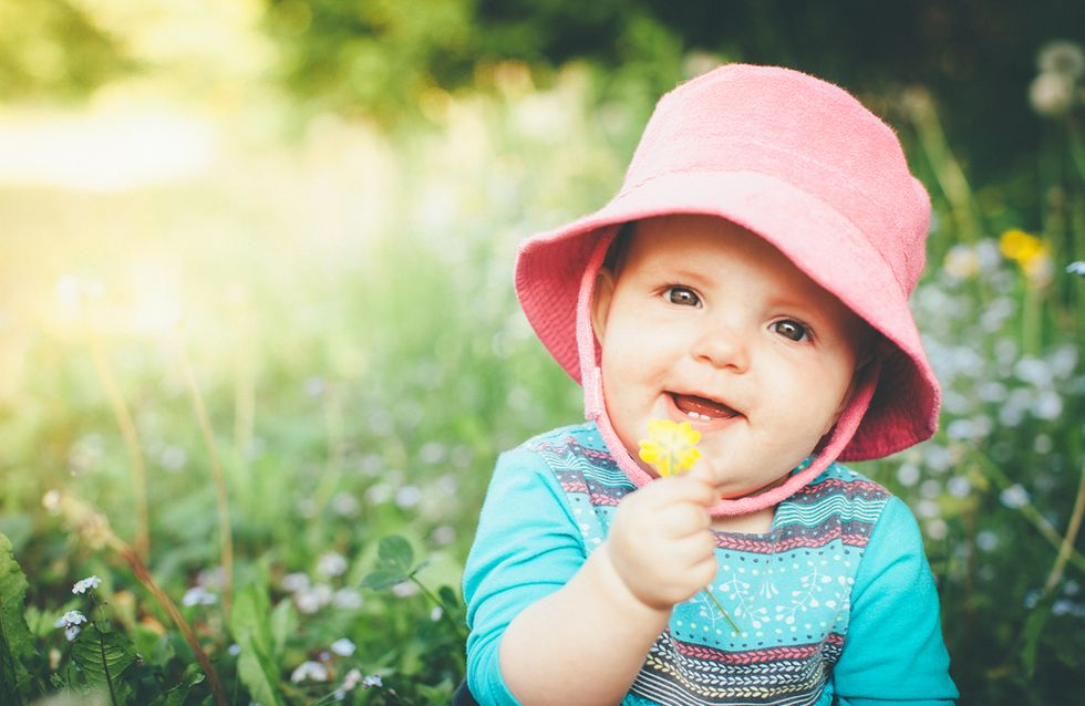 Baby names: Top baby girl names for 2018