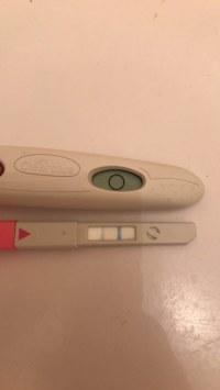 Test Ovulation Clearblue Digital Positif