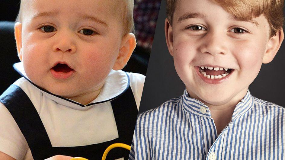 Prinz George: Die schönsten Bilder vom kleinen Prinzen