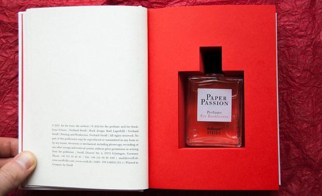 parfum paper passion