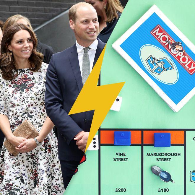 50 curiosas reglas de la familia real británica