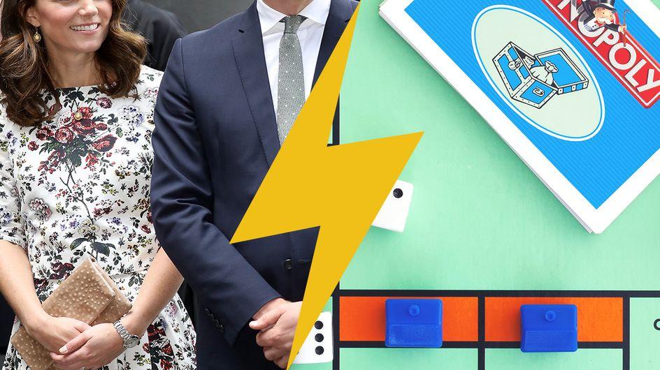 Así son las curiosas normas de la familia real británica