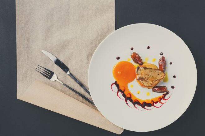 30 recettes au foie gras