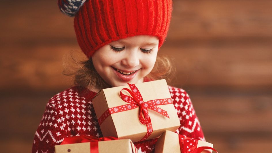 Regali di Natale per bambini da 5 a 8 anni: moda e giochi per il 2017