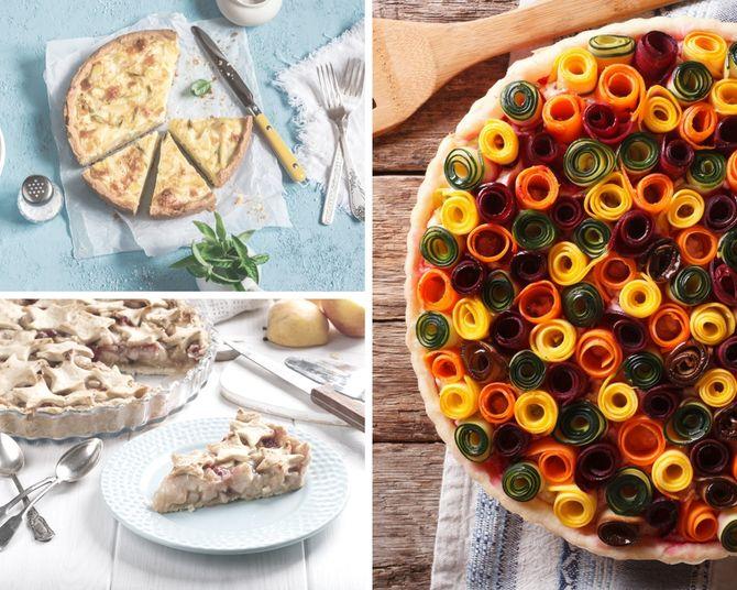 Tartes salées ou sucrées, toutes nos recettes de tartes