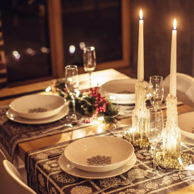 Addobbi natalizi decorazioni originali per la casa per il for Luci per decorare la stanza