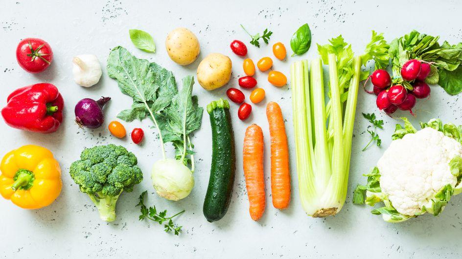 Top 20 des aliments detox !