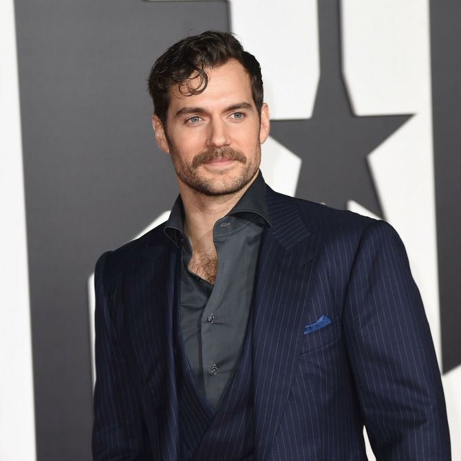 Henry Cavill - Justice League