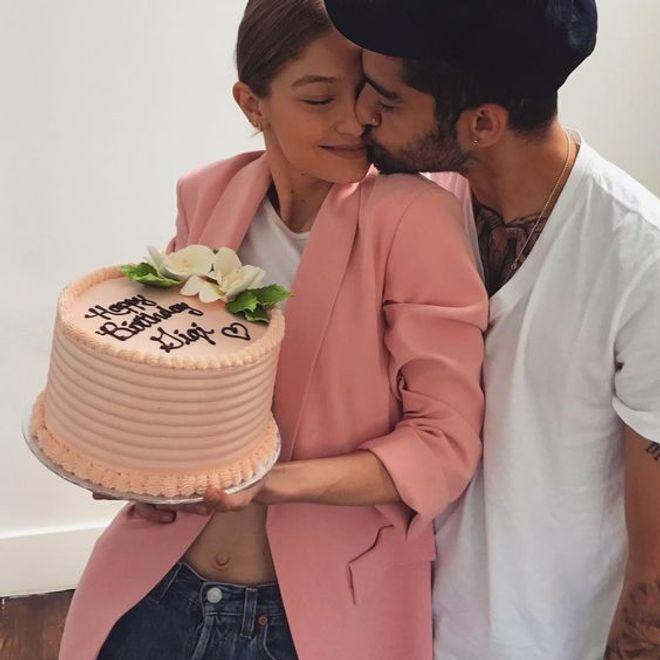 Gigi Hadid y Zayn Malik