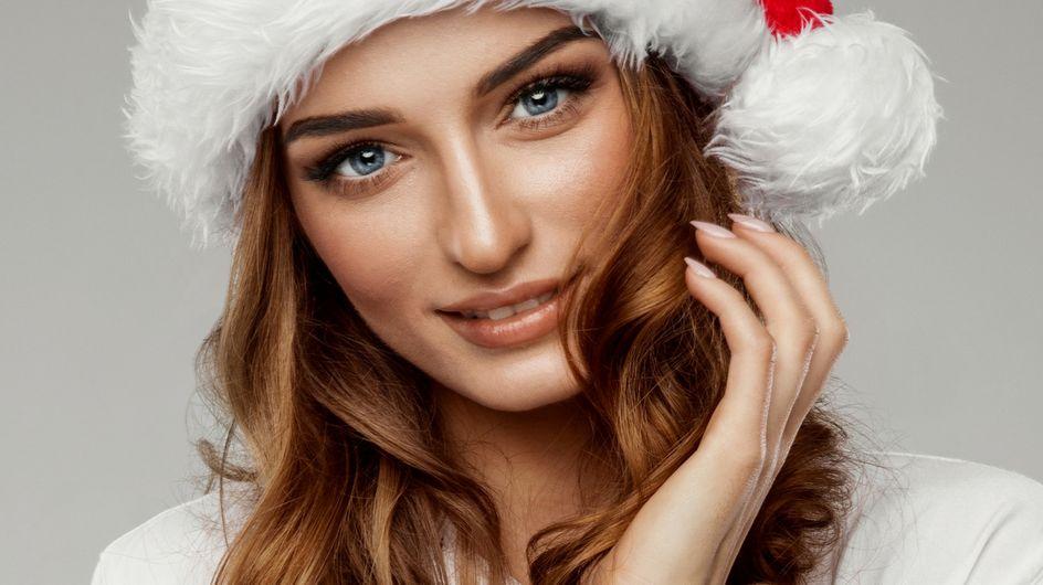 Trucco natalizio: idee make up per le feste più shiny