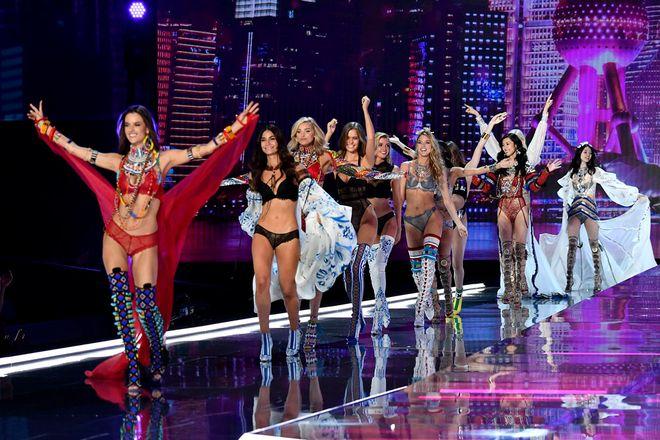 Desfile Victoria's Secret 2017