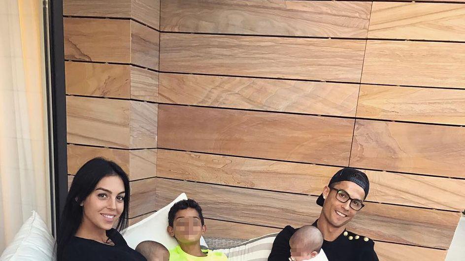 La paternidad de Cristiano Ronaldo: las mejores fotos de su familia