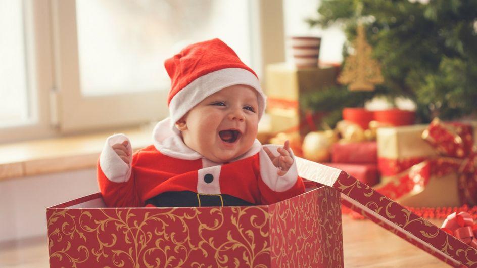 Come fotografare in modo speciale il primo Natale del tuo bambino