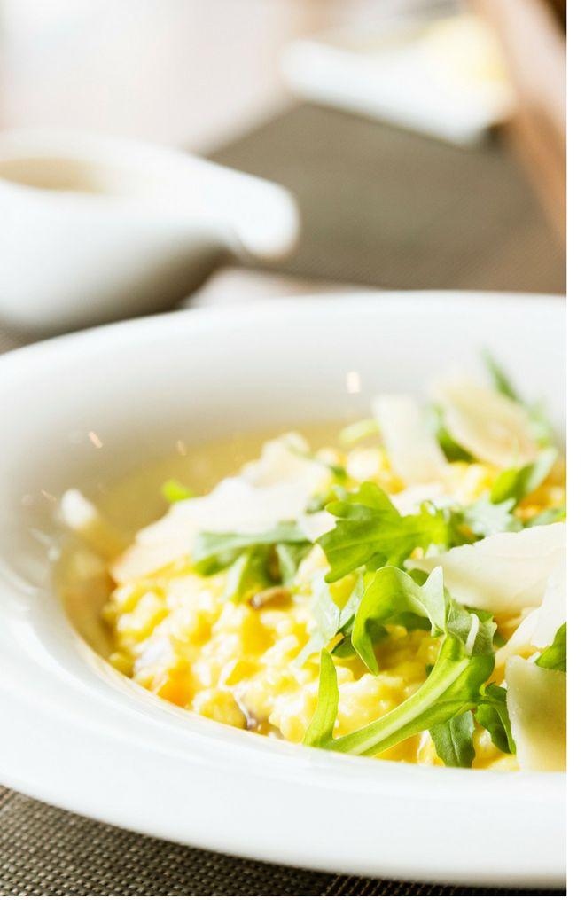 Le risotto, une recette à décliner à l'envi