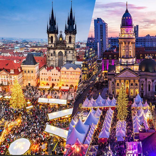 Découvrez les plus beaux marchés de Noël