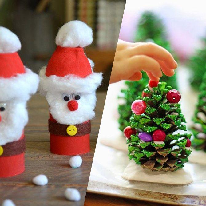 Des idées de DIY Noël à faire avec les enfants