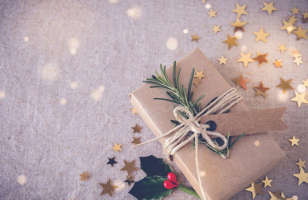 Plus de 30 idées de paquets cadeaux vraiment super beaux (DIY)