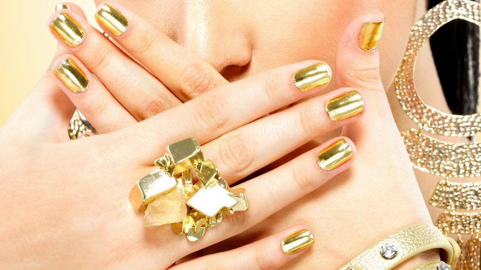 Estrose, glitterate o chic: le manicure più originali da sfoggiare a Capodanno!