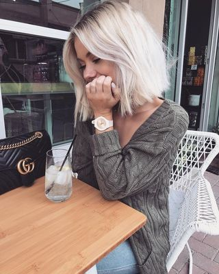 Coupe Blond
