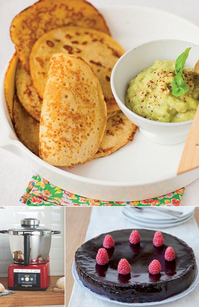 35 top recettes au Cook Expert