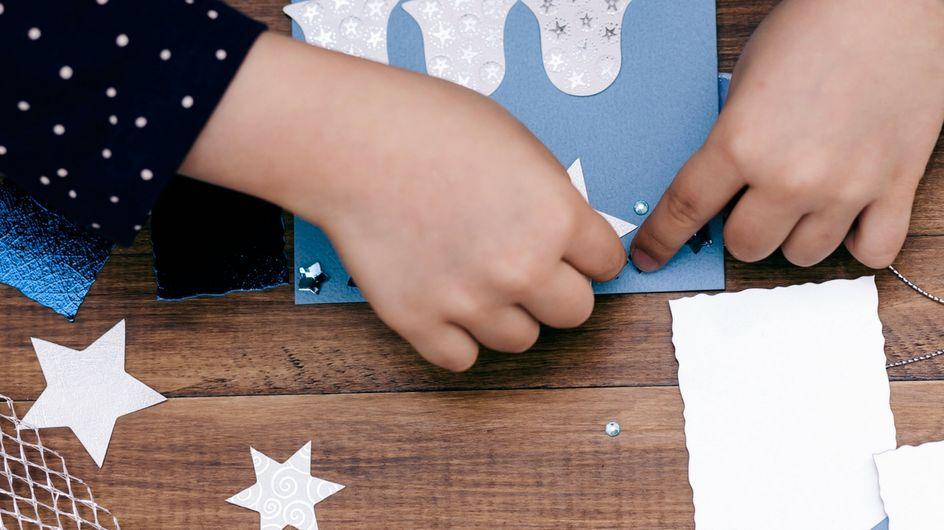 Lavoretti di Natale per bambini: idee creative per trascorrere del tempo in famiglia